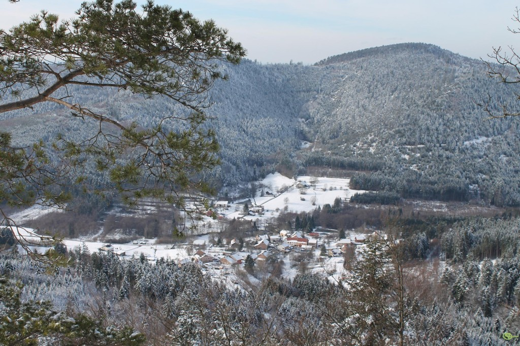 Moyenmoutier la haute pierre malfosse v o randos for Haute pierre